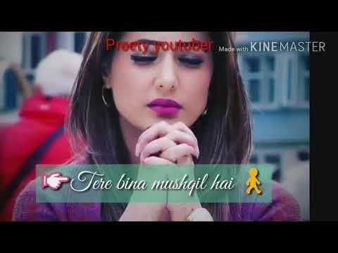 Hina Khan New Whatsapp Status Youtube With Images Romantic