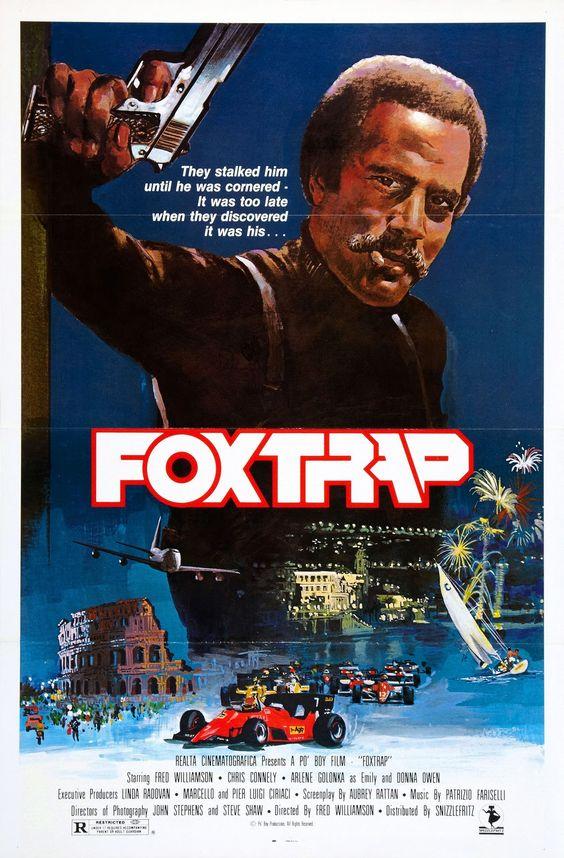 Foxtrap #Movie #Blaxploitation #70s #Poster #Exploitation ...