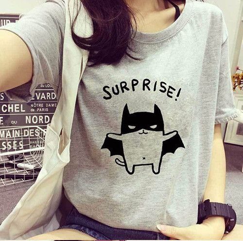t shirts women summer femme tee shirt poleras camisas femininas kawaii korean o-neck ropa mujer tumblr female vetement