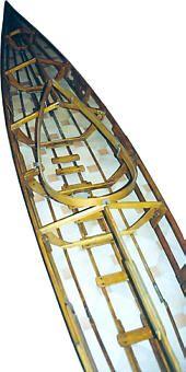 Faltbootbasteln: Stern - Faltboote