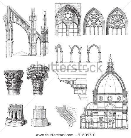 Gothic Buildings Gothic And Gothic Architecture On Pinterest