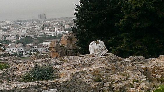 Karthago, Tunesien