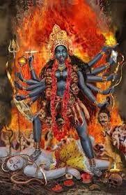 Resultado de imagen para diosa kali y shiva