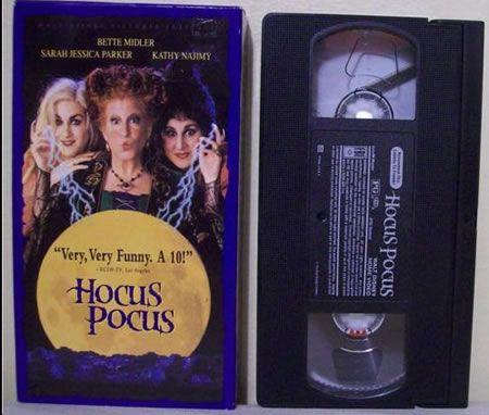 Hocus Pocus!  French version: Abracadabra!