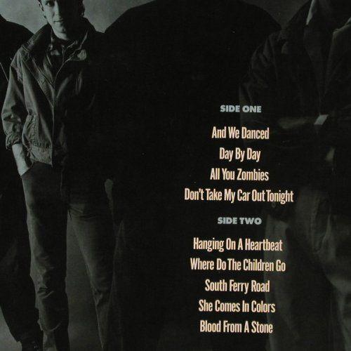 Hooters: Nervous Night, CBS(462485 1), NL, 1985 - LP - F468 - 5,00 Euro
