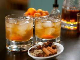 5-Spice on Ice (w/Fernet Branca)
