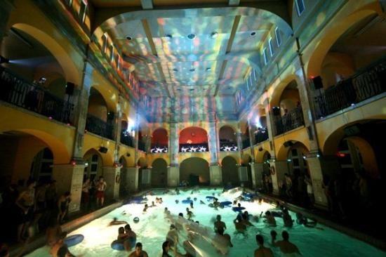 Bagni Rudas - Feston - Budapest