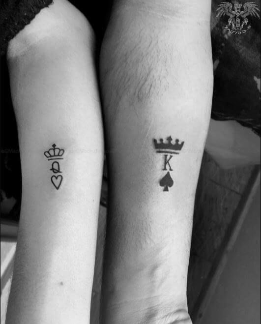 Couple Tattoos Small Couple Tattoos Meaningful Tattoos For Couples Matching Couple Tattoos