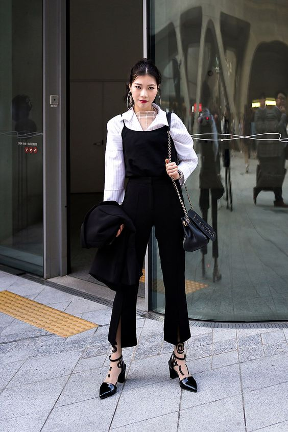 Han Hyeran, SEOUL FASHION WEEK 2018SS #KoreanFashionTrends