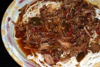 slow cooker kalbi for my man