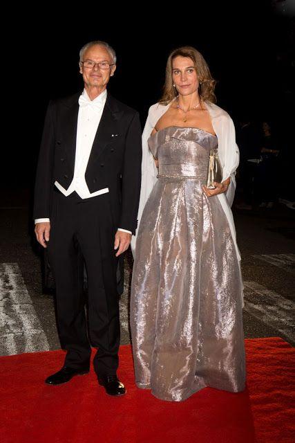 Prince Alvaro de Orleans-Borbon and Princess Antonella de Orleans-Borbon