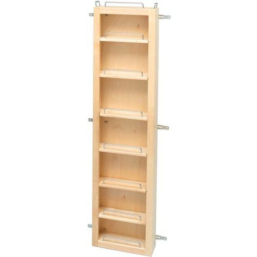 57 Pantry Door Unit Only Nat 4wdp18 57 Shelves No Pantry Solutions Pantry