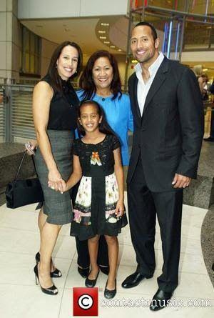 Dwayne Johnson Wife 7 ...
