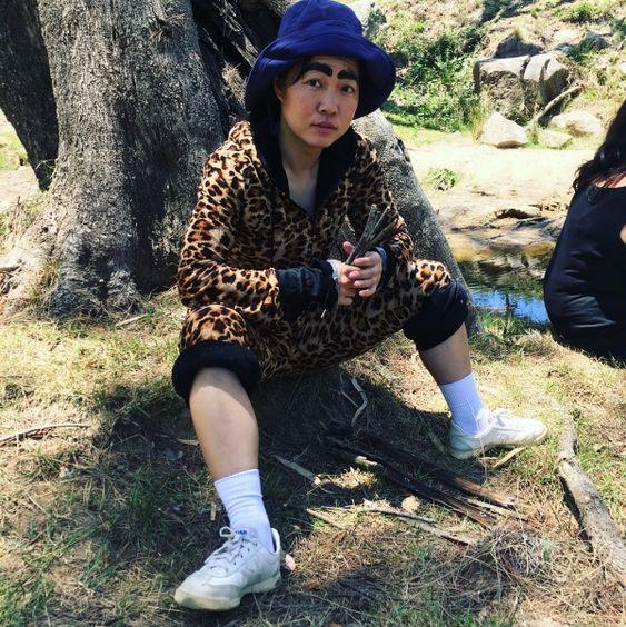 イモトアヤコのジャガーシグマ