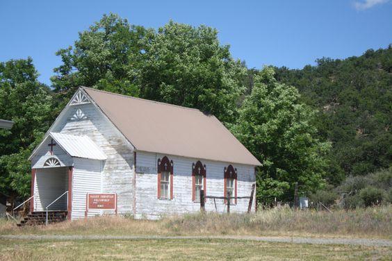 church in etna