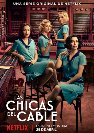 Las Chicas Del Cable Temporada 2 Capitulo 7 Online Las Chicas Del Cable Peliculas En Netflix Series Y Peliculas