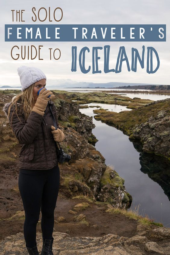 The Solo Female Traveler's Guide to Iceland