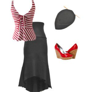 """""""Sailor Sweetie"""" by sacredempire on Polyvore"""