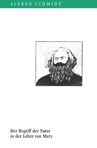 Der Begriff der Natur in der Lehre von Marx: Mit einem Nachwort zur 5. Auflage von Michael Jeske (eva taschenbuch)
