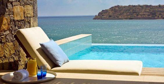 Blue Palace, a Luxury Collection Resort & Spa ***** - Elounda, CRETE | Bungalow supérieur vue mer & piscine privée
