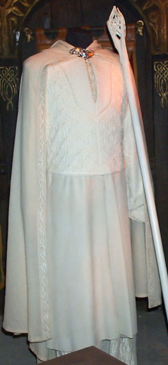 Costume for Gandalf the White