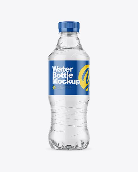Download Water Bottle Mockups Free Yellowimages
