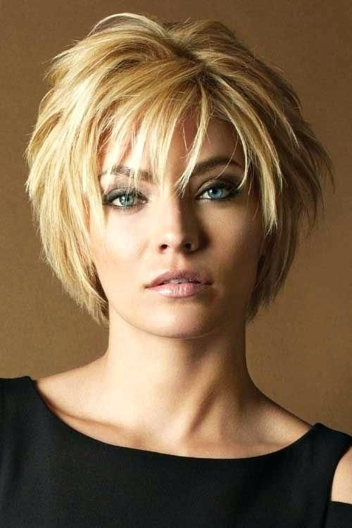 Youthful Hairstyles Over 50 Short Hairstyles For Women Over