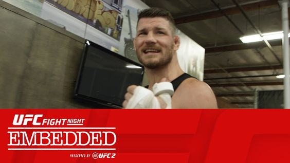 UFC Fight Night London Embedded: Vlog Series - Episode 1