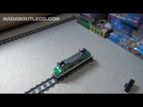 compatible with Lego train 3d printed! Trixbrix Triple Switch