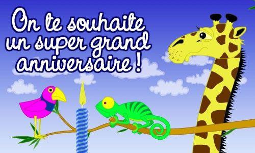 carte animée anniversaire gratuite carte virtuelle anniversaire gratuite musicale 2.Les Meilleures