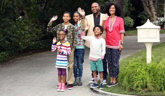 New TV show takes over for Cosby 'Black-ish' is a sitcom unafraid of big questions | Marketplace.org