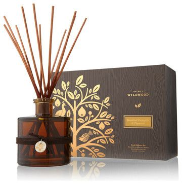 Brandied Pumpkin and Chestnut Reed Diffuser - transitional - Home Fragrance - Bliss Home & Design