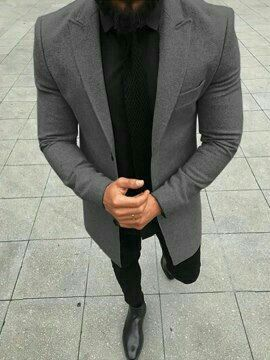 Pin by Christofer Fredriksson on Suits | Mens winter fashion