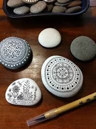 piedras pintadas - Buscar con Google