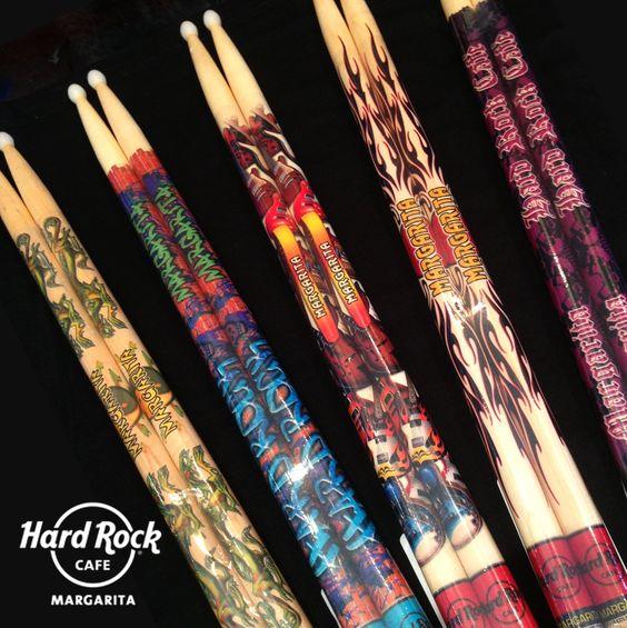 Hard Rock Cafe Drumsticks For Sale