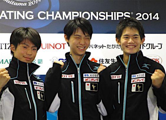 小塚崇彦さんフィギュアスケート世界選手権記者会見