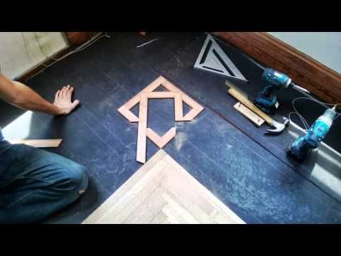 Building Traditional floor turns