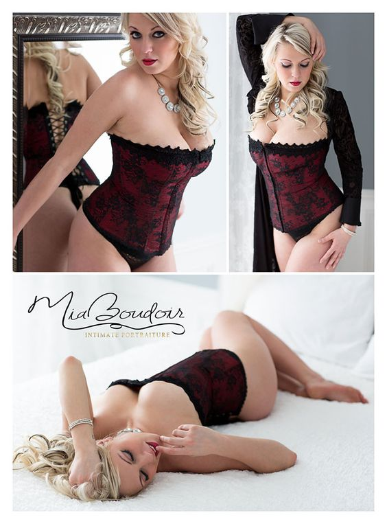 Elegant Mia Boudoir Valentineu0027s Day Gift For Him