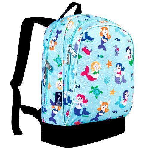 Kid, Mermaids and Kids backpacks on Pinterest