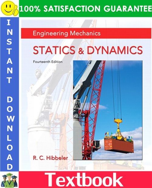 Engineering Mechanics Statics Dynamics 14th Edition Etextbook By Russell Mechanical Engineering Engineering Mechanics Statics Engineering Mechanics Dynamics