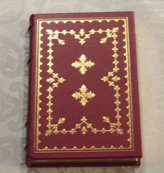 ILLUS EDGAR ALLAN POE POEMS ESSAYS FRANKLIN LIBRARY LIMITED EDITION LEATHER NF