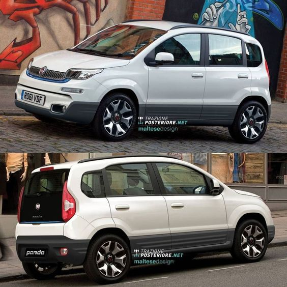 Best 2019 Fiat Panda History Release Car 2019 With Images
