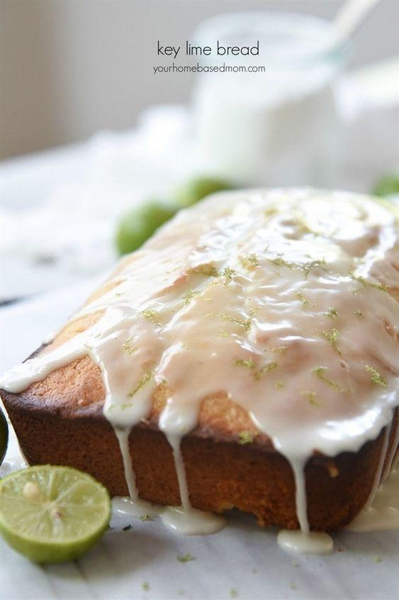 Key Lime Bread