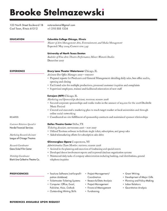 Medical Assistant Resume resume sample Pinterest Medical - Medical Assistant Resume Example