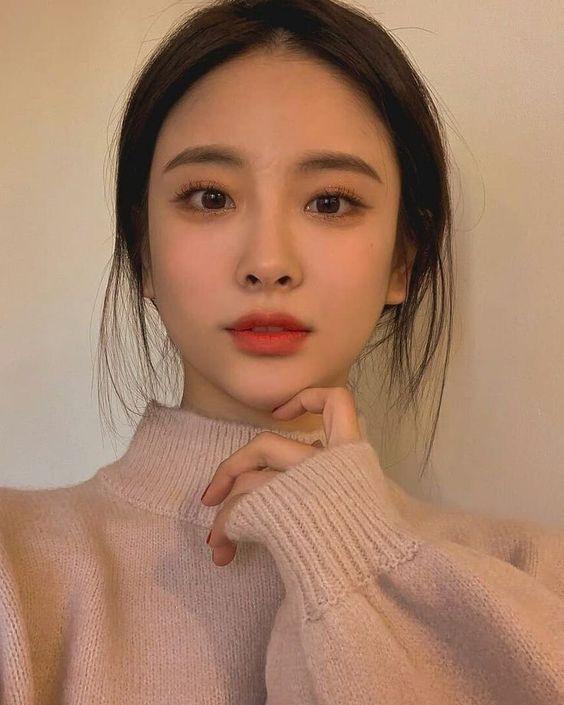 Sakura Han Mexican Korean Girl Asian Makeup Looks Korean Makeup Look Asian Makeup