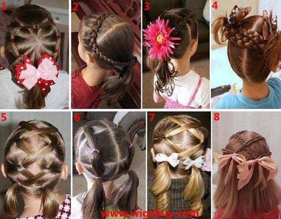 Fine Cool Hairstyles Little Girls And Hairstyles On Pinterest Short Hairstyles For Black Women Fulllsitofus