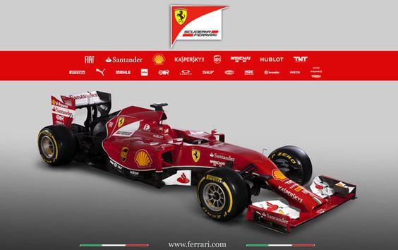 Ferrari Formula 1 za 2014.