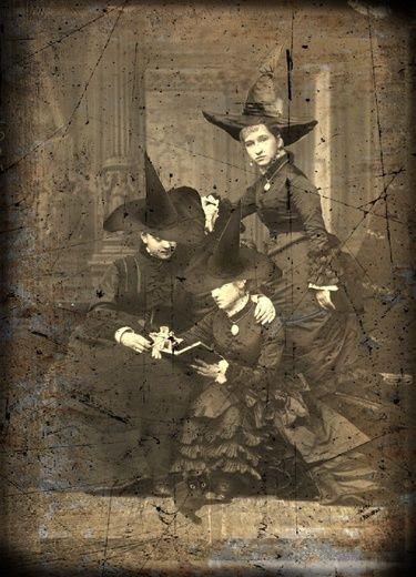 1000 ideas about vintage witch photos on pinterest. Black Bedroom Furniture Sets. Home Design Ideas