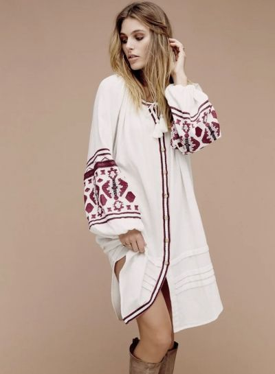 Out Of This World Style ( My 10 Favorite Blouson Sleeve Dresses) www.toyastales.blogspot.com #ToyasTales #blousonsleeve #dresses