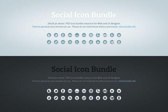 free-social-icons-2012